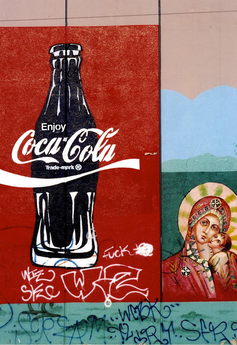 Untitled – enjoy coca-cola - Los Angeles, 2005