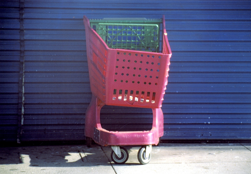 Untitled – grocery cart - Los Angeles, 2005